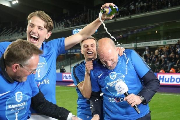 """Philippe Clement n'a pas encore pris de décision concernant son avenir, """"Nous espérons le garder"""", assure de Condé"""