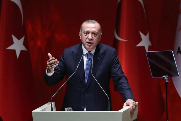 Erdogan menace l'Europe d'un nouvel afflux de migrants