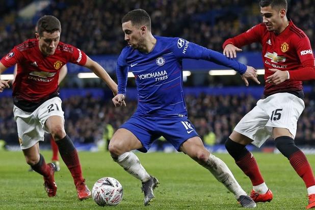 Eden Hazard drijft zijn marktwaarde op, maar zet Chelsea onder druk