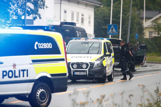 Schietincident Noorse moskee behandeld als 'poging tot terroristische daad'