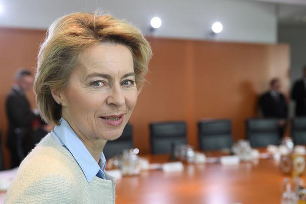 Ursula von der Leyen, les coulisses d'une nomination