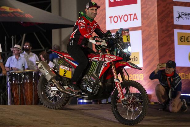 Décès du pilote de moto portugais Paulo Gonçalves lors de la 7e étape du Paris-Dakar