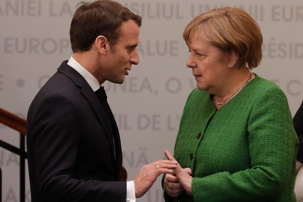 UE: la brouille franco-allemande menace le sommet des nominations
