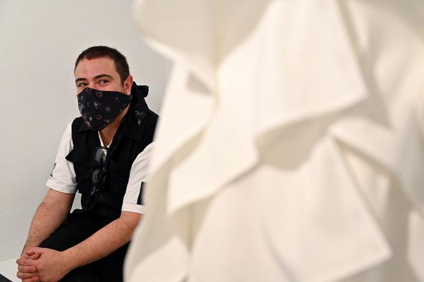 """Fashion Week de Londres: Emilio de la Morena en mode """"sexy chic"""""""