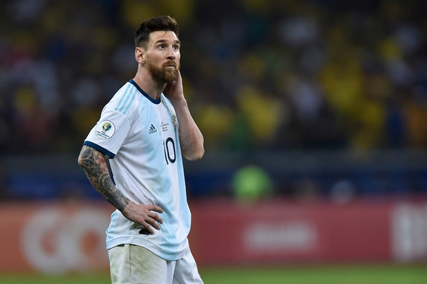 Messi, la malédiction continue