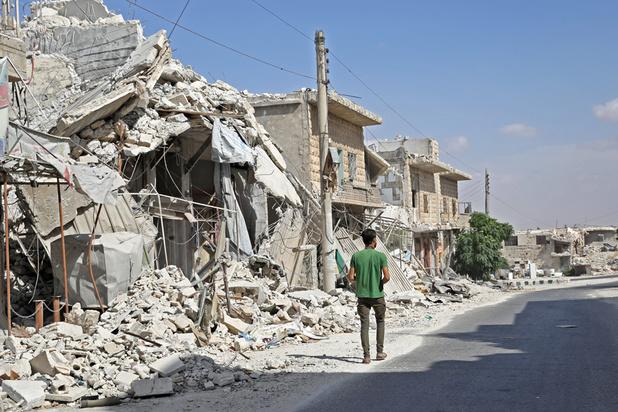 La Russie a bombardé en mai quatre hôpitaux syriens en 12 heures