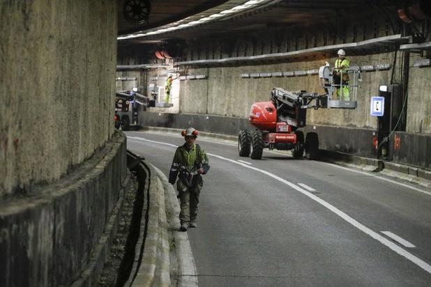 Les Bruxellois appelés à rebaptiser le tunnel Léopold II d'un nom féminin