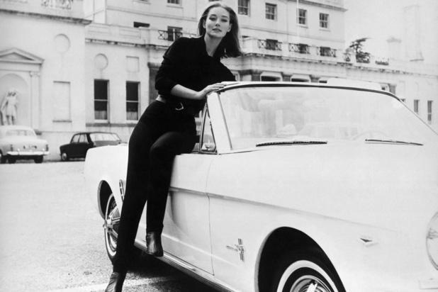 Décès du mannequin et James Bond girl Tania Mallet