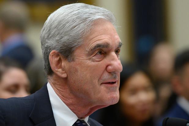 Speciaal aanklager Robert Mueller: 'Mijn rapport pleit Trump niet volledig vrij'