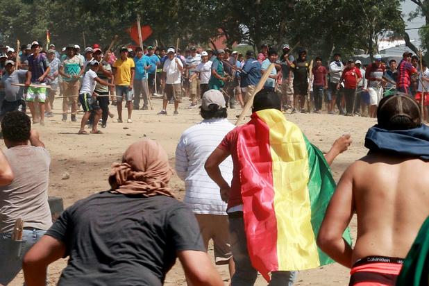 Bolivie: Vers un scénario à la vénézuélienne?