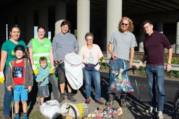 Groen Menen neemt deel aan World Clean Up Day