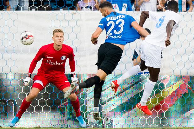 Gent stoot door en trekt richting Cyprus in derde voorronde Europa League