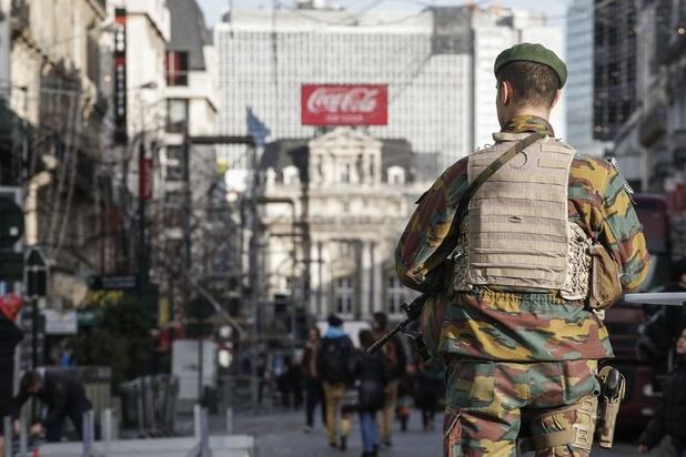 Belgische militairen die ingezet worden in eigen land niet verzekerd bij overlijden