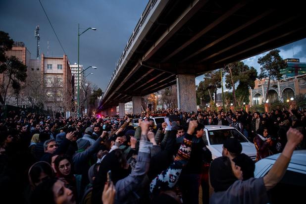 """L'Iran met en garde Londres contre """"toute ingérence ou provocation"""""""