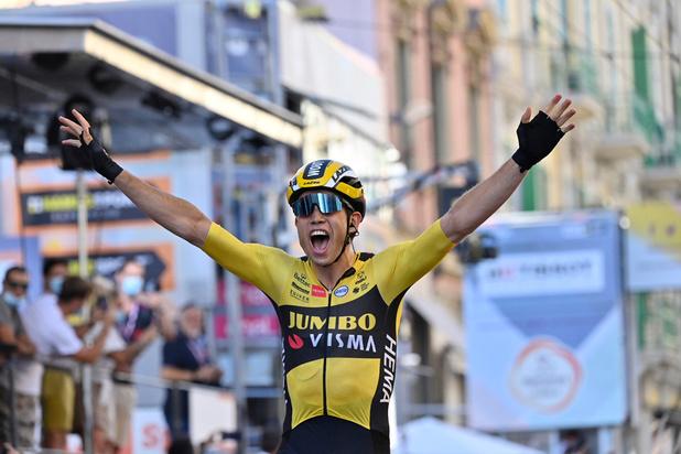 Wout van Aert et Greg Van Avermaet leaders de l'équipe belge aux Mondiaux de cyclisme
