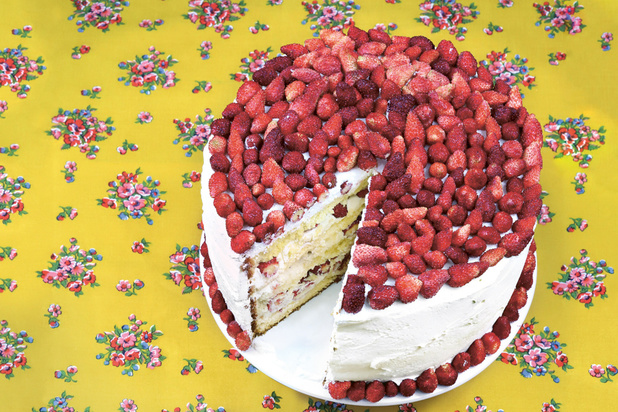 Torta d'amore dolce