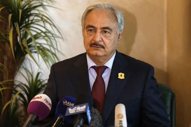 'De buitenlandse mogendheden gedragen zich in Libië als pyromaan en brandweerman tegelijk'