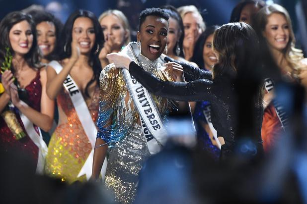 Miss Univers 2019 est Zozibini Tunzi, Miss Afrique du Sud
