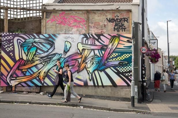 Bristol, indéfectible berceau de Banksy