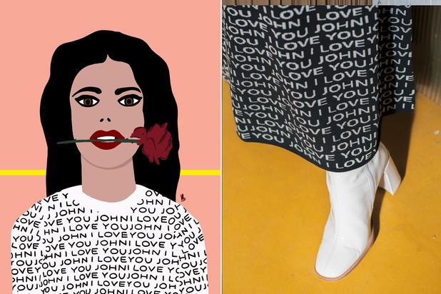 Ruth Trioen van het Belgisch label JOHNY: 'Een gezonde obsessie is cruciaal in de modewereld'