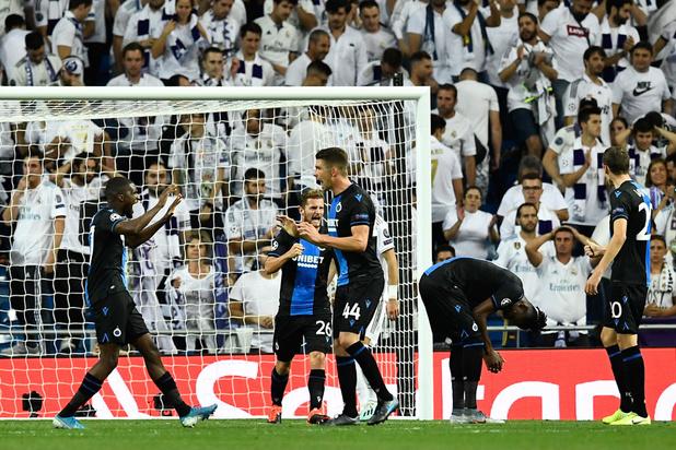 'Droom van Club Brugge is overwinteren. Met een zege was die al iets dichterbij, nu blijft het harken'