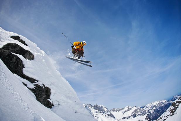 Ski: Les descentes les plus extrêmes du monde (vidéo)