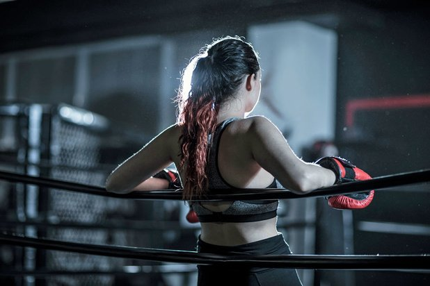 Vrouwen met (boks)ballen: 'Oorlogvoeren met je hersenen'
