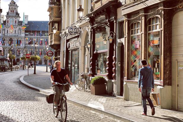 Studie: Antwerpse binnenstad is leefbaarder dan de zone buiten de ring