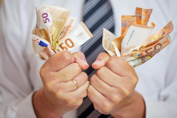 Quatre employés belges sur 10 sont mécontents de leur salaire