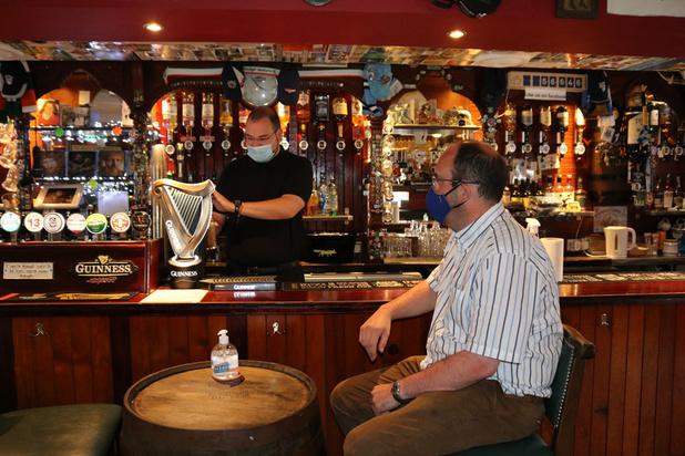 Een Ierse pub zonder bier, binnenkort ook hier?