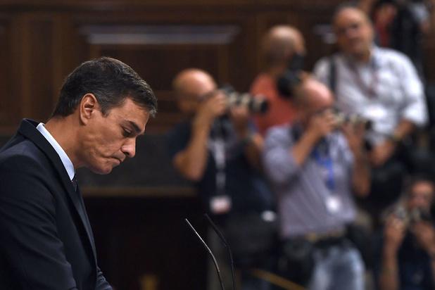 Spanje op weg naar vervroegde verkiezingen