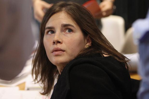 La mystérieuse Amanda Knox, à jamais personnage de tragédie italienne