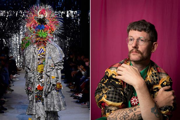 Ontwerper Tom Van Der Borght wint prestigieuze modeprijs: 'Ik wil de luxesector heruitvinden'