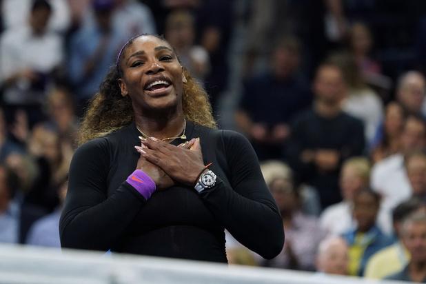 Altijd weer Serena: hoe de 'jongste' Williams speelt met de tenniswetten