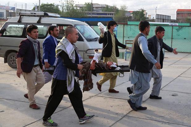 Doden en gewonden na aanslag vlak bij school in Kaboel