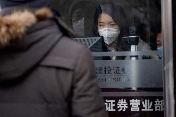 Virus: Plus de 20.400 contaminés et 425 morts