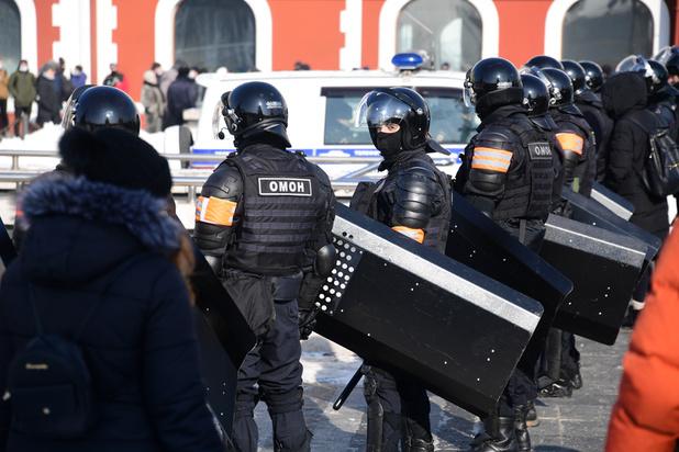 Russie: Nouvelle journée de manifestations à l'appel de Navalny