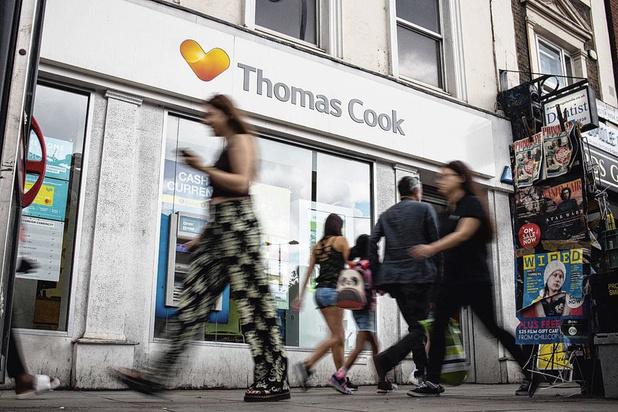 Thomas Cook est sauvé