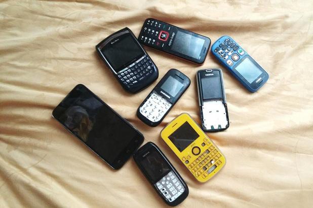 Recupel lanceert inzamelactie 'phone funeral'