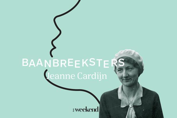 Podcast Baanbreeksters: maak kennis met Jeanne Cardijn, de vrouw achter het bekendste kookboek van ons land