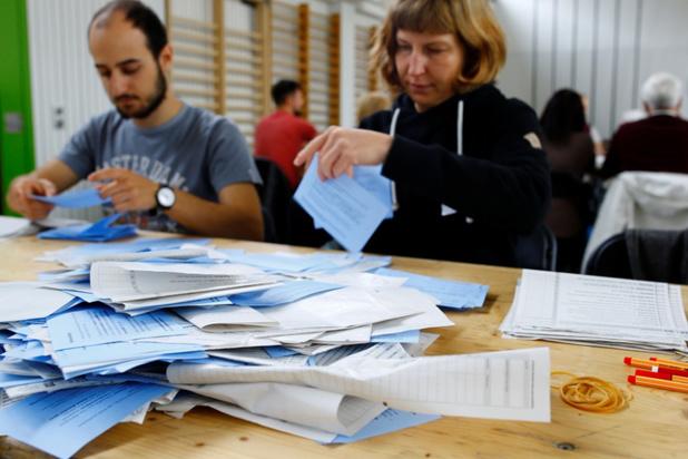 Groene partijen boeken winst bij Zwitserse verkiezingen, rechts verliest
