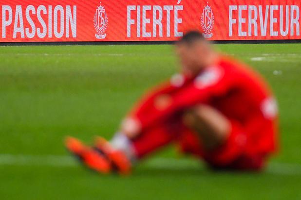 Standard - Club de Bruges prévu mercredi, Anwterp - Genk jeudi