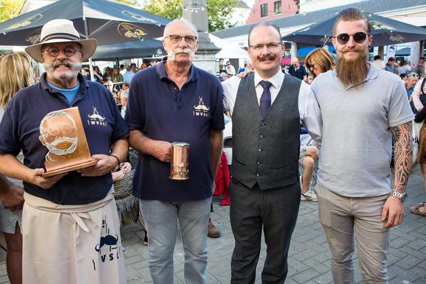 Dit zijn ze: de mooiste snorren van West-Vlaanderen