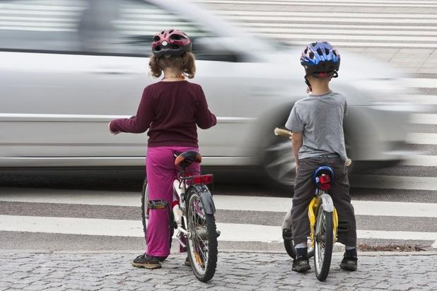 Elke dag krijgen 11.000 kinderen astma door verkeer