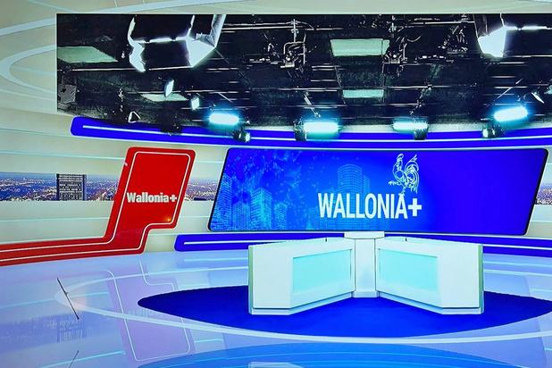 Studio Ecolys: un nouveau studio TV en Wallonie