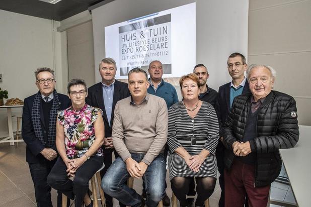 Straks voor de eerste keer Immo Beurs in Roeselare