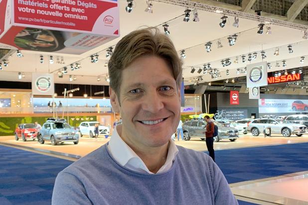 De autogek in Günther Neefs: 'Als kind kon ik met mijn ogen dicht zeggen welke auto voorbijreed'