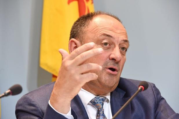 Waals minister-president Willy Borsus wil niet weten van sluiting spoorlijnen