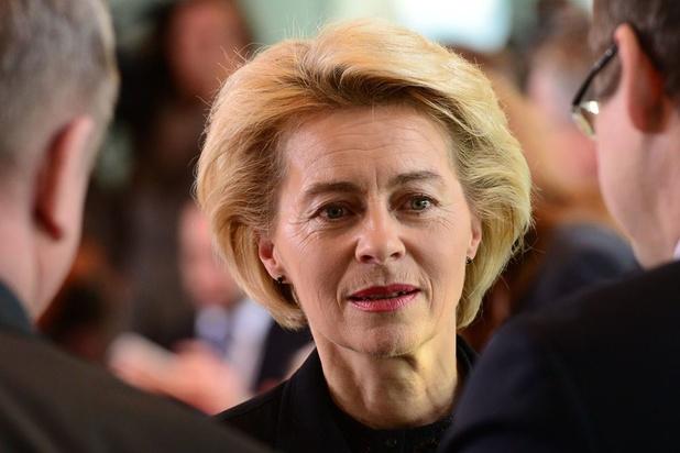 L'heure de vérité pour l'Allemande von der Leyen au Parlement européen
