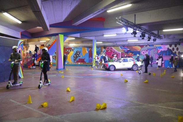 """Lime et Vias lancent la campagne """"Respect the ride"""" pour améliorer la sécurité routière"""